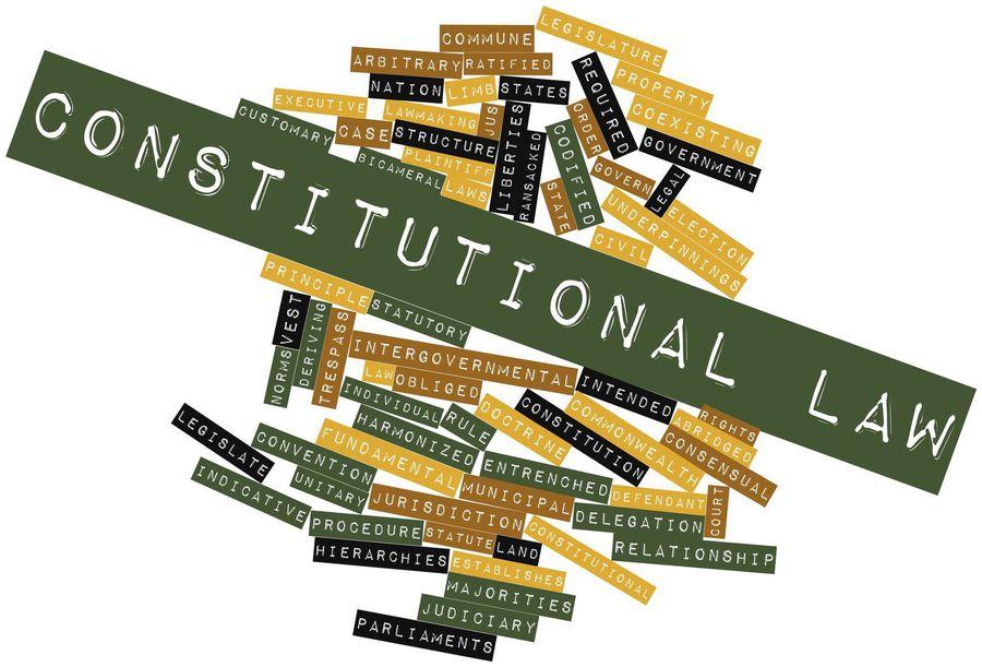 Comparative Constitutional Law / Порівняльне конституційне право (1 МП англ)