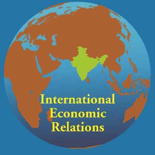International Economic Relations  МЕВ (3 МП) 1 сем. 20/21 н.р.