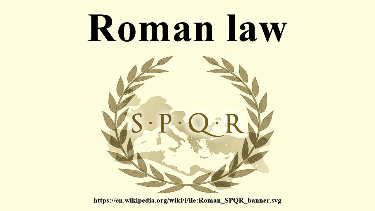 Latin Language & Roman Law / Латинська мова і Римське право